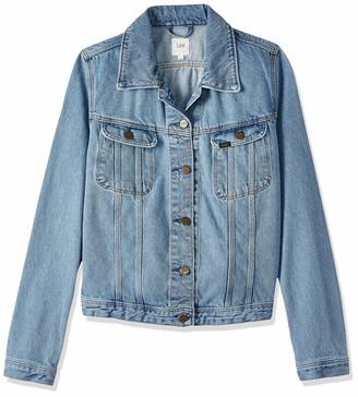 Lee Women's Rider Jacket Jean jacket Long Sleeve Denim Jacket