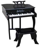 Schoenhut Fancy Baby Grand Piano - Black