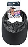 Scunci Everyday & Active Visor Head Wrap, Assorted Patterns