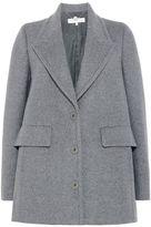 Stella McCartney granite debora coat