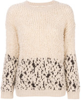 Bellerose chunky knit jumper