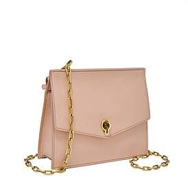 Fossil Stevie Pink Sling Bag