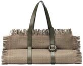 Jacquemus Le Sac Tresse leather shoulder bag