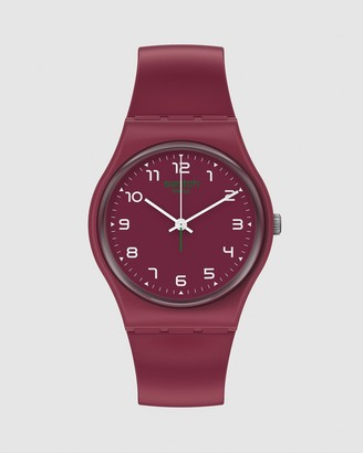 Swatch Red Analogue - WAKIT - Size One Size at The Iconic