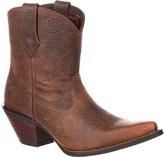 Women's Durango Boot DRD0166 Crush Western Embossed Bootie