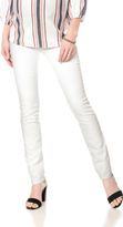 A Pea in the Pod Jbrand Side Panel Skinny Leg Maternity Jeans