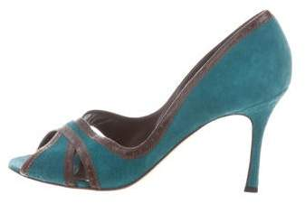 7491e3dc3ba Teal Pump - ShopStyle