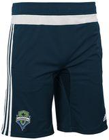 adidas Boys 8-20 Seattle Sounders Training Shorts