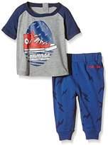 Converse Baby-Boys Lightning Bolt Clothing Set
