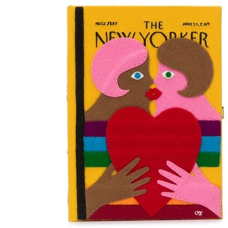 Olympia Le-Tan The New Yorker book clutch