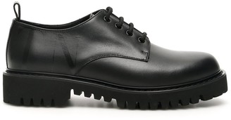 Valentino VLTN Lace Up Shoes