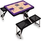 Picnic Time Sacramento Kings Portable Folding Picnic Table