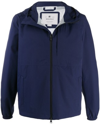 Woolrich Slim Fit Bomber Jacket