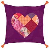 Desigual Romantic Patch Square Cushion