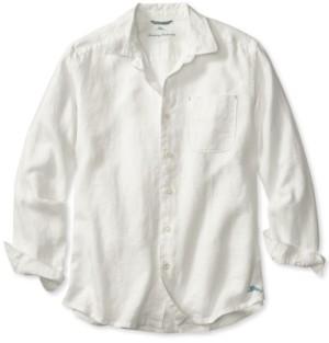 Tommy Bahama Men's Sea Glass Breezer Classic-Fit Linen Shirt