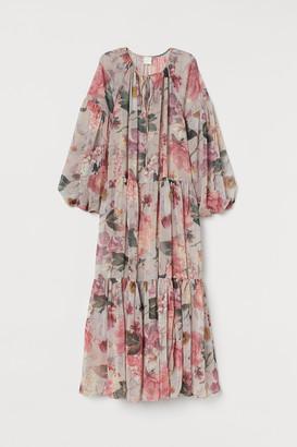 H&M Chiffon Dress
