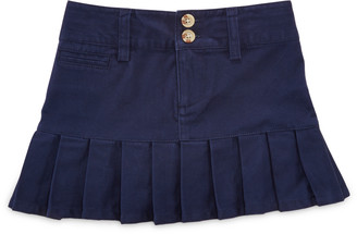 Ralph Lauren Stretch Cotton Chino Skirt