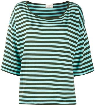 Altea oversized striped T-shirt