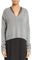 McQ Women's Wool & Cashmere Cutout Sweater