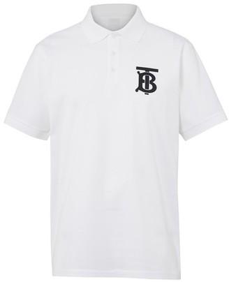Burberry Warren cotton polo shirt