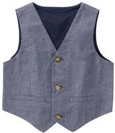 Gymboree Chambray Vest