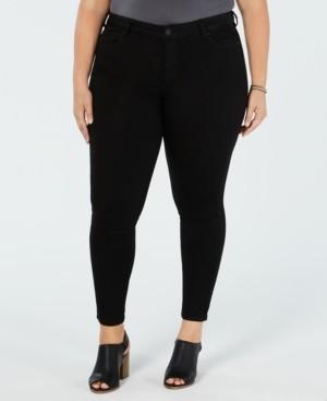Celebrity Pink Trendy Petite Plus Size Infinite Stretch Skinny Ankle Jeans