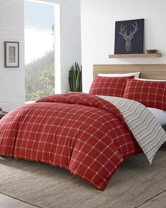 Eddie Bauer Corbett Plaid Comforter Set