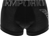 Giorgio Armani Emporio Underwear Trunk Briefs Black