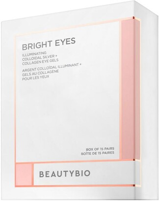 BeautyBio Bright Eyes Eye Gel Patches (15 Pairs)