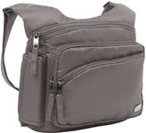 Lug Walnut Brown Sidekick Excursion Shoulder Bag