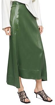 3.1 Phillip Lim Side Snap Maxi Skirt