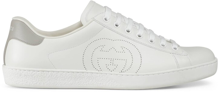 Gucci Men's Ace sneaker with InterlockingG