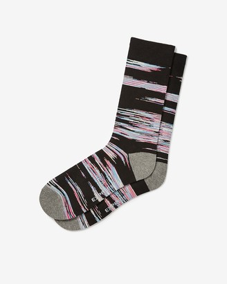 Express Space-Dye Dress Socks