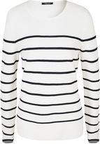 Olsen Cotton stripe jumper