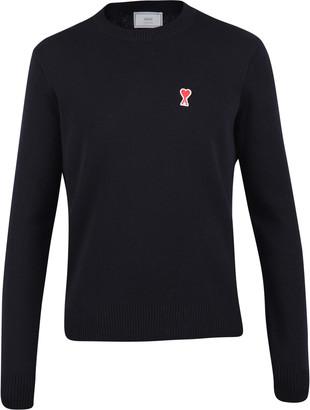 Ami Alexandre Mattiussi Branded Sweater