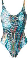 Lygia & Nanny printed swimsuit