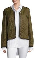Rag & Bone Forest Liner Quilted Jacket