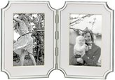 """Kate Spade Hinged 4"""" x 6"""" Double Frame"""