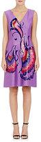 Alberta Ferretti WOMEN'S EMBELLISHED FIT & FLARE DRESS
