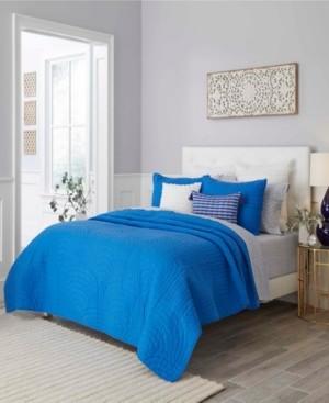 Trina Turk Palm Desert King Quilt Set Bedding