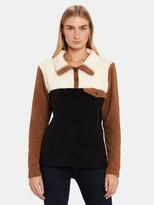 Donni Tri-Fleece Pullover
