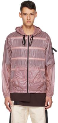 MONCLER GENIUS 5 Moncler Craig Green Pink Down Peeve Jacket