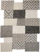 Flair Rugs AGRA GREY RUG 120X170CM