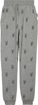 Someday Soon Power Peace cotton joggers 4-14 years