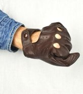SPORTSIMPEX Real Leather Mens's Driving Riding Biking Trucking Fashion Gloves - Free Shipping (, X Large)