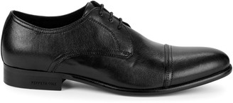 Kenneth Cole New York Leather Derby Shoes