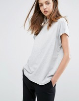 Weekday High Neck T shirt