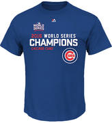 Majestic Men's Chicago Cubs MLB World Series Roster T-Shirt