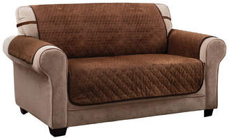 P/Kaufmann Home Prism Secure Fit Sofa Furniture Cover Slipcover