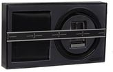 J By Jasper Conran Black Leather Belt And Wallet In A Gift Box